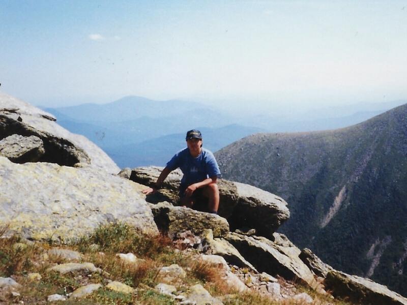 Dr. David Fong Hiking