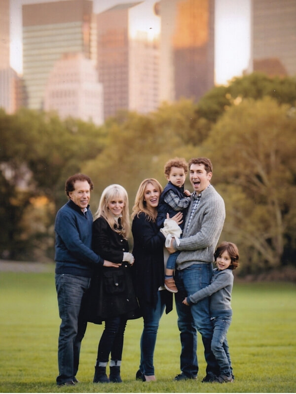 Dr. Michael Stein Family Photo