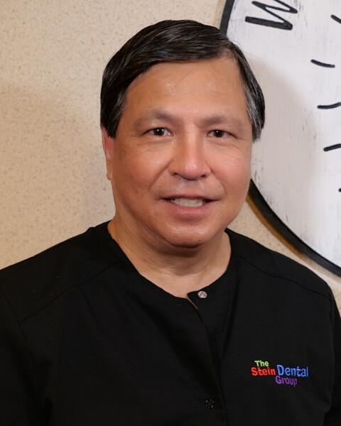 Dr. David Fong Headshot