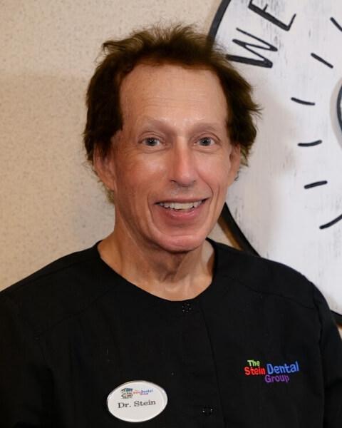 Dr. Michael Stein Headshot
